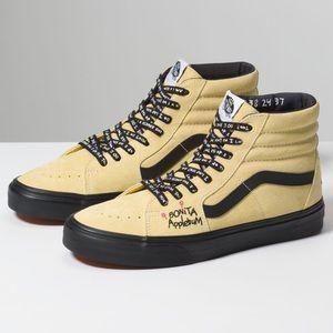 Vans Sk8-Hi A Tribe Called Quest (Yellow)